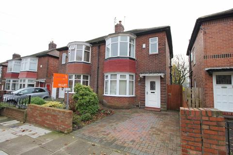 2 bedroom semi-detached house to rent - Park Avenue, Gosforth, Newcastle Upon Tyne
