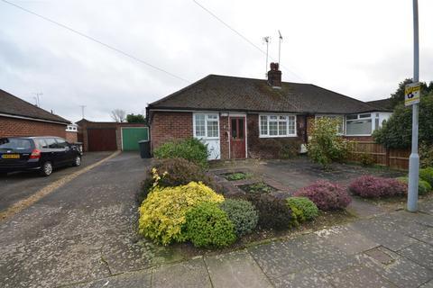 2 bedroom semi-detached bungalow for sale - Luton & Dunstable Borders