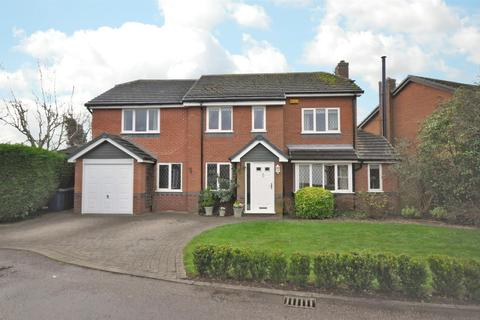 5 bedroom detached house for sale - 9 Bridleways, East Bridgford