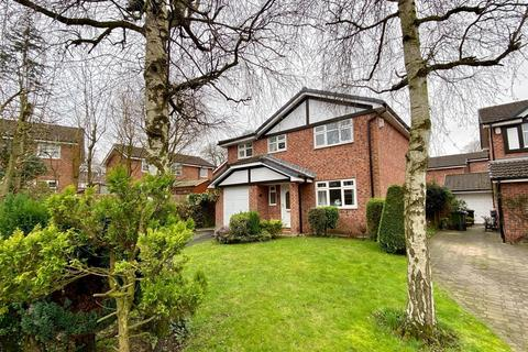 4 bedroom detached house for sale - Waveney Drive, Altrincham