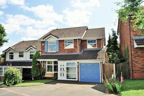 4 bedroom detached house for sale - Doran Close, Halesowen