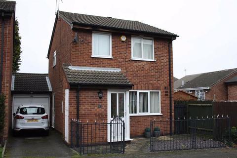 3 bedroom detached house for sale - Sandhurst Close, Western Park