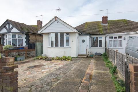 2 bedroom semi-detached bungalow for sale - Northwood Road, Ramsgate