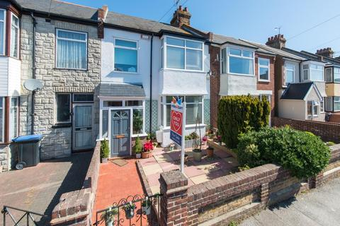 3 bedroom terraced house for sale - Norman Road, Ramsgate