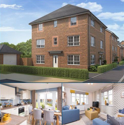 3 bedroom semi-detached house for sale - Plot 309, BRENTFORD at Beeston, Technology Drive, Beeston, NOTTINGHAM NG9