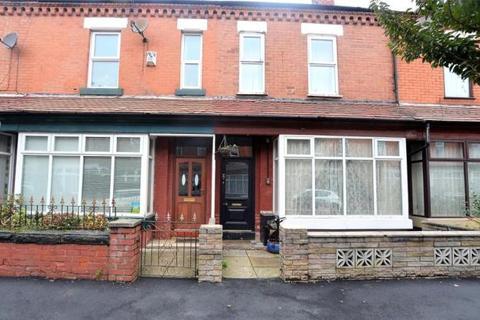 4 bedroom terraced house for sale - Moreton Avenue, Stretford, Manchester, M32 8BP