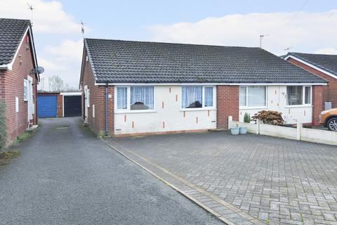 2 bedroom semi-detached bungalow for sale - Bosinney Close, Fenton, ST4 3QP