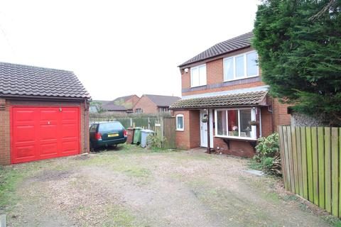 3 bedroom detached house for sale - Catkin Way, Newark