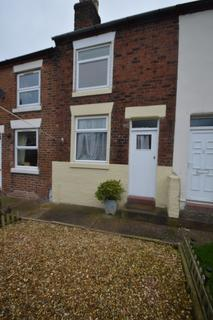2 bedroom terraced house to rent - Back Chester Road, Audley