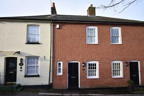 2 bedroom terraced house for sale - EAST STREET - CENTRAL BOOKHAM VILLAGE LOCATION