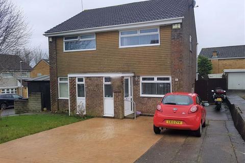2 bedroom semi-detached house for sale - Sherbourne Close, Highlight Park, Barry