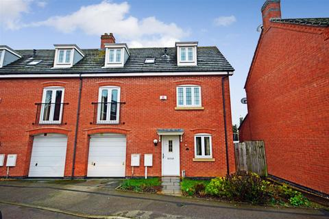 4 bedroom semi-detached house for sale - Crediton Close, Styvechale, Coventry