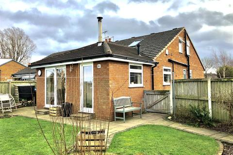 3 bedroom semi-detached bungalow for sale - Grantham Close, Pesnby, Wirral