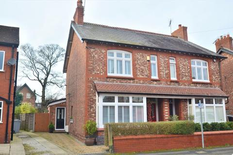 3 bedroom semi-detached house for sale - Wycliffe Avenue, Wilmslow
