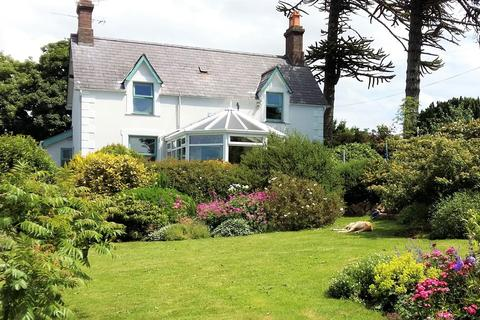 3 bedroom detached house for sale - Boduan, Pwllheli