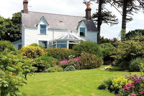 3 bedroom detached house for sale - Boduan, Pwllheli