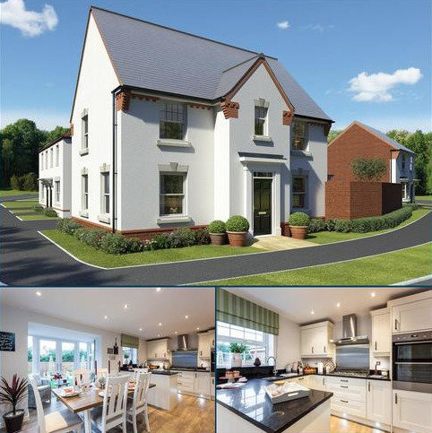 4 bedroom detached house for sale - St Lukes Road, Doseley, TELFORD