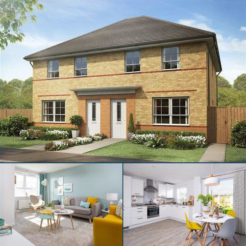 3 bedroom semi-detached house for sale - Plot 5, MAIDSTONE at Beeston, Technology Drive, Beeston, NOTTINGHAM NG9