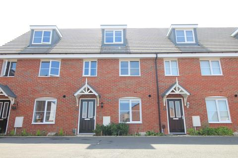3 bedroom townhouse to rent - Hebden Drive, Rainbow Meadows, Hamilton, Leicester, LE5 1EY