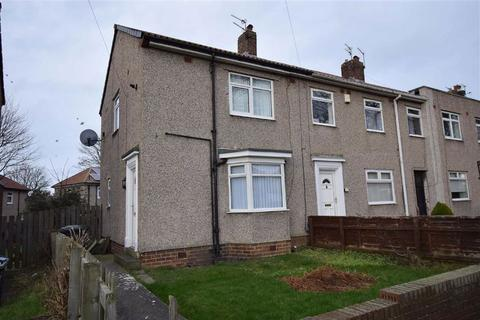 3 bedroom end of terrace house for sale - Prince Edward Road, South Shields