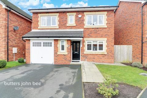 4 bedroom detached house for sale - Shakerley Close, Northwich