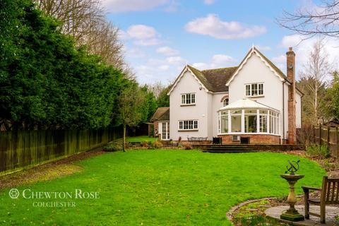 4 bedroom detached house for sale - Rectory Park, Boxford