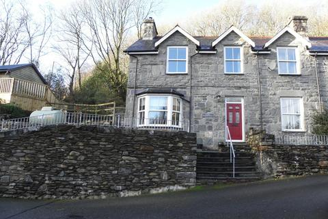 4 bedroom semi-detached house for sale - Old Post Office, (Yr Hen Swyddfa Bost) Bontddu, Dolgellau LL40 2UB