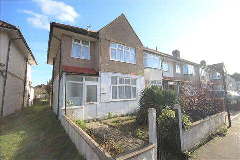 3 bedroom end of terrace house for sale - Southland Way, Hounslow, TW3