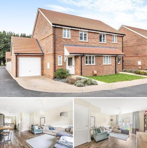 3 bedroom semi-detached house to rent - Stoke Mandeville,  Aylesbury,  HP22