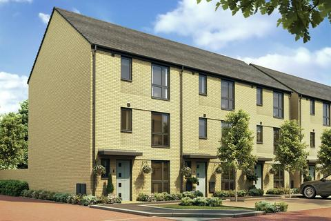 4 bedroom terraced house for sale - Plot 4, The Wolvesey at Colonial Wharf, Chatham Quayside ME4