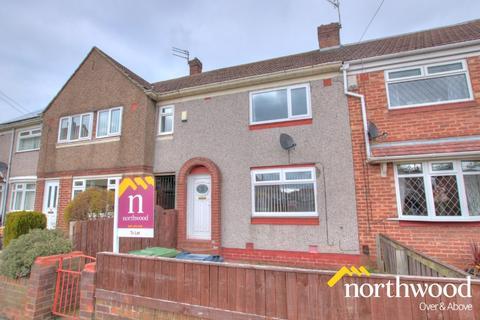 2 bedroom terraced house to rent - Riddings Road, Sunderland, SR5