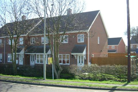 3 bedroom end of terrace house to rent - Trow Close