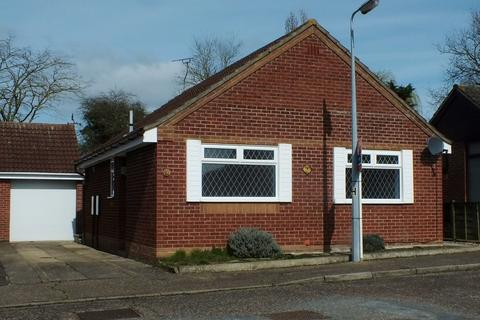 2 bedroom detached bungalow to rent - St Marys Close, Harleston