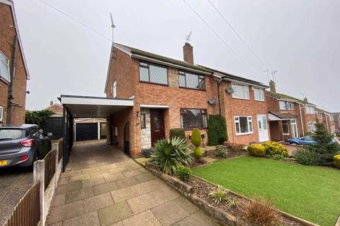 3 bedroom semi-detached house for sale - Blythe Avenue, Meir Heath, Stoke-on-Trent