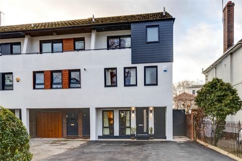 4 bedroom end of terrace house for sale - Albert Road, Pittville, Cheltenham