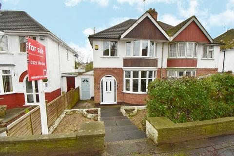 3 bedroom semi-detached house for sale - Watwood Road, Hall Green