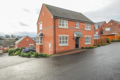 4 bedroom detached house for sale - Steeple Grange, Chesterfield