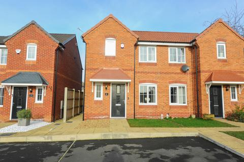 3 bedroom semi-detached house for sale - Brick Kiln Drive , Hasland, Chesterfield