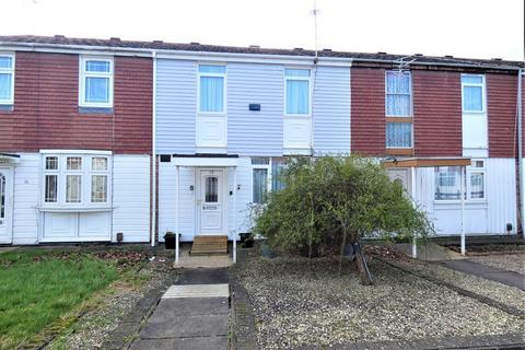 3 bedroom townhouse for sale - Bucksburn Walk, Rushey Mead, Leicester