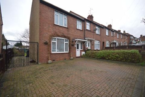 2 bedroom end of terrace house for sale - Beechwood Road, Luton