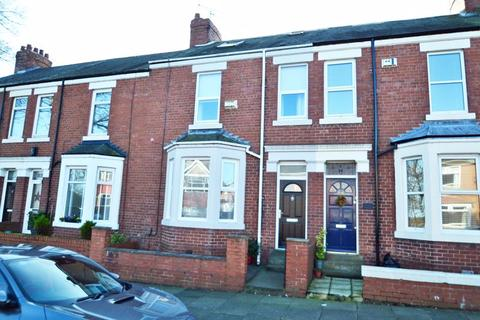 3 bedroom terraced house for sale - Queen Alexandra Road West, North Shields