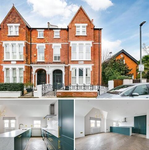 3 bedroom apartment to rent - Drakefield Road, London, SW17