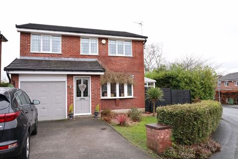 4 bedroom detached house for sale - Appleby Close, Macclesfield