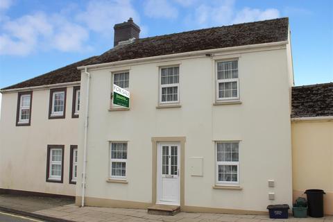 3 bedroom terraced house for sale - 8 North Crescent, Haverfordwest