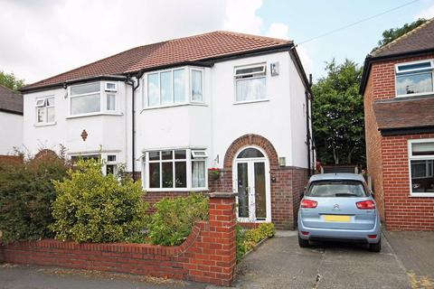 3 bedroom semi-detached house for sale - North Vale Road, Timperley, Cheshire