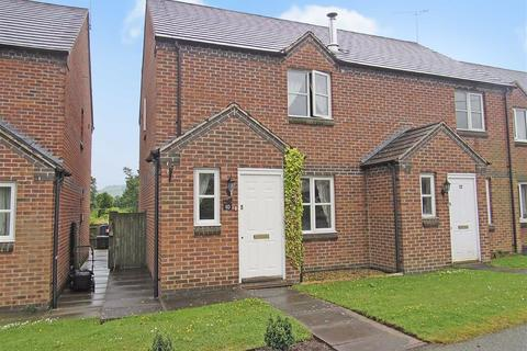 2 bedroom semi-detached house to rent - Hafan Y Dorlan, Llanrhaeadr