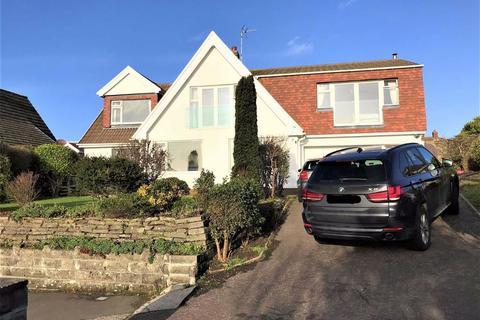 4 bedroom detached house for sale - Cambridge Gardens, Langland, Swansea