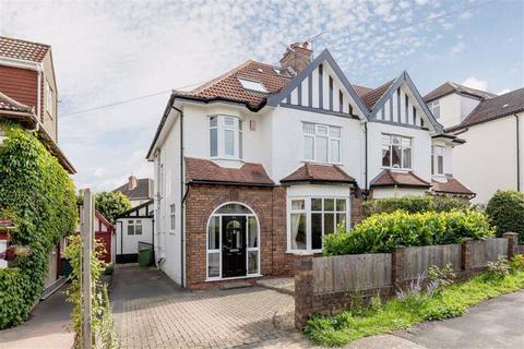 4 bedroom semi-detached house for sale - Rockside Drive, Henleaze, Bristol