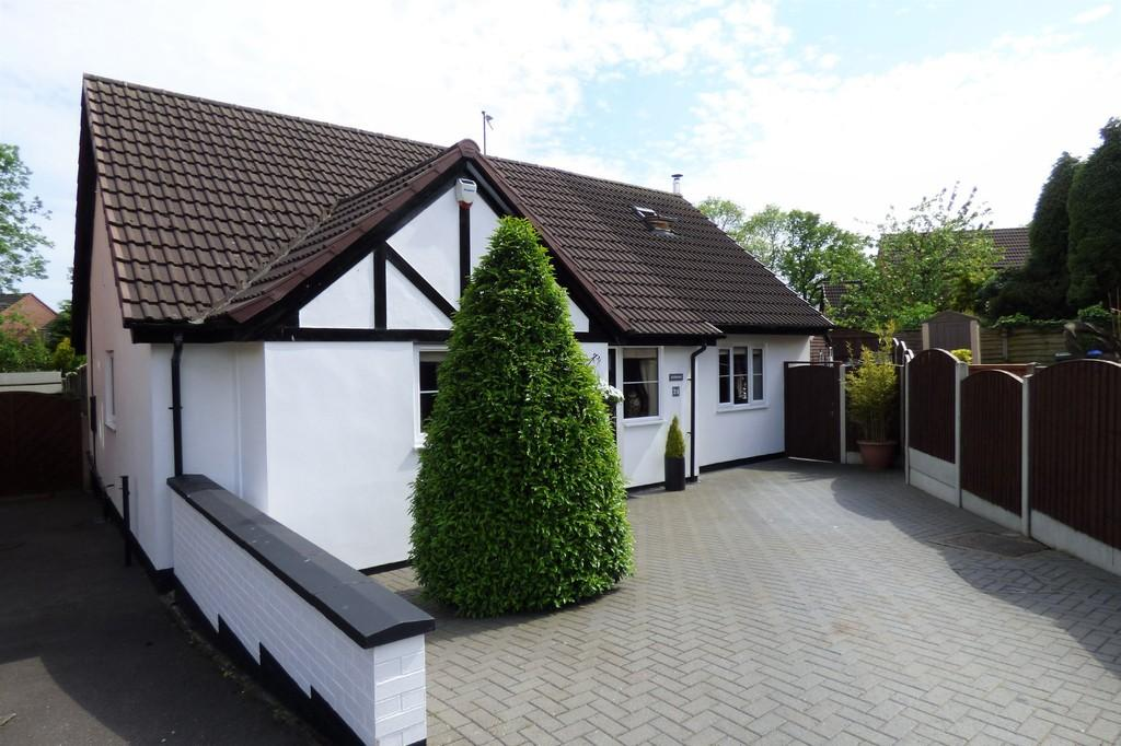 2 Bedrooms Detached Bungalow for sale in Waterpark Road, Doveridge