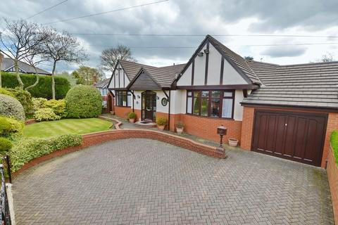 4 bedroom detached bungalow for sale - Delamere Avenue, Whitefield, Manchester